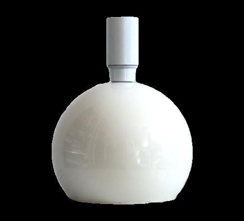 witte bijzetlamp